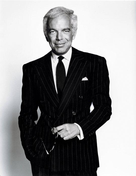 Ralph Lauren, uno dei decani della moda americana