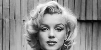 Un intenso primo piano di Marilyn Monroe, diva fragile e amatissima