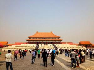 Pechino e la sua Città Proibita