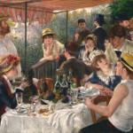 La colazione dei canottieri, capolavoro del francese Renoir