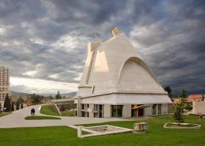 La Chiesa di Saint-Pierre, ultimo capolavoro di Le Corbusier