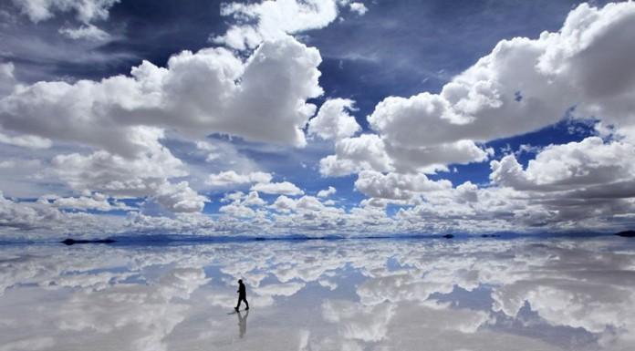I posti più belli del mondo, partendo dal deserto di sale boliviano