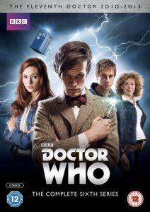 Un DVD di Doctor Who