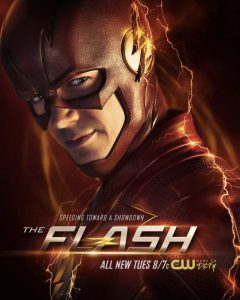 La serie dedicata a Flash