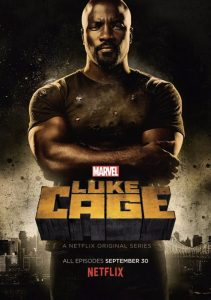 Luke Cage, serie di Netflix ispirata all'omonimo eroe Marvel