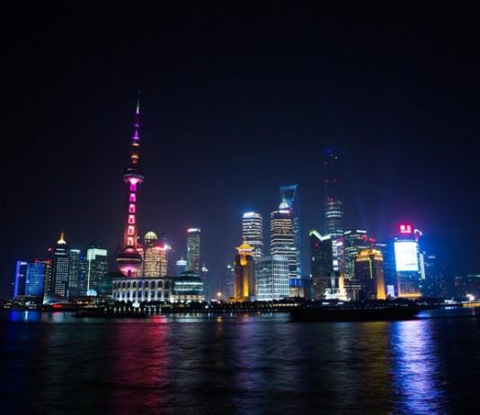 Shanghai è ormai una metropoli ipermoderna