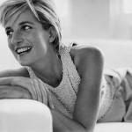 Diana Spencer ritratta da Mario Testino