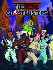 """Il cartone animato """"The Real Ghostbusters"""""""
