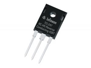 Un moderno transistor