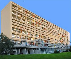 L'Unité d'Habitation a Marsiglia