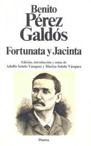 "La copertina di ""Fortunata y Jacinta"""