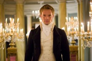 """Frederick Wentworth, personaggio di """"Persuasione"""", qui col volto di Rupert Penry-Jones"""