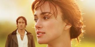 Elizabeth Bennett e Fitzwilliam Darcy, protagonisti di Orgoglio e pregiudizio, in un celebre adattamento cinematografico
