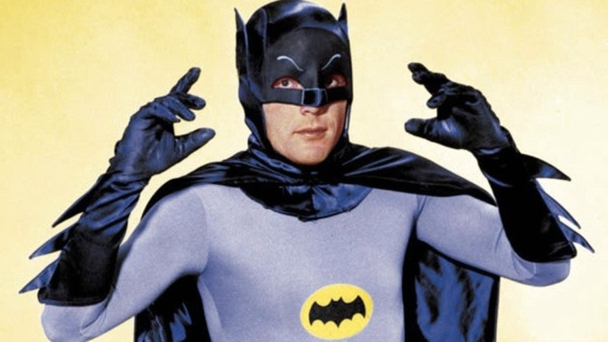 Adam West ha interpretato il Batman anni '60