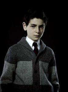David Mazouz, giovanissimo interprete di Bruce Wayne