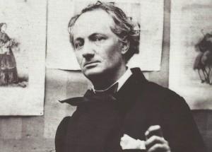 Charles Baudelaire, l'autore de I fiori del male