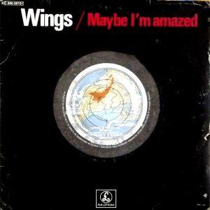 Maybe I'm Amazed nella versione dei Wings