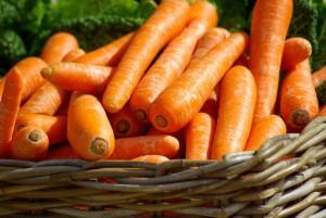 Le carote sono un ottimo snack