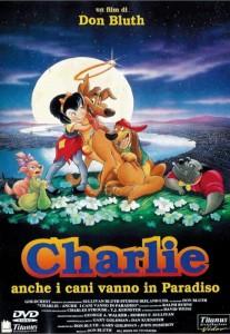 La cover del DVD di Charlie - Anche i cani vanno in paradiso