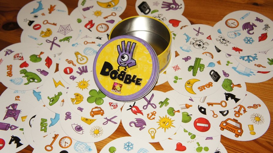 Le carte di Dobble