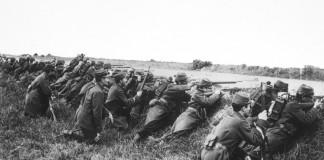 Soldati francesi durante la Prima guerra mondiale