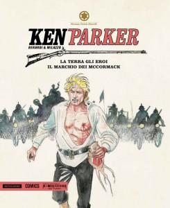 """""""La terra degli eroi"""", una delle ultime avventure di Ken Parker"""