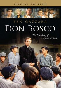 Il Don Bosco interpretato da Ben Gazzara