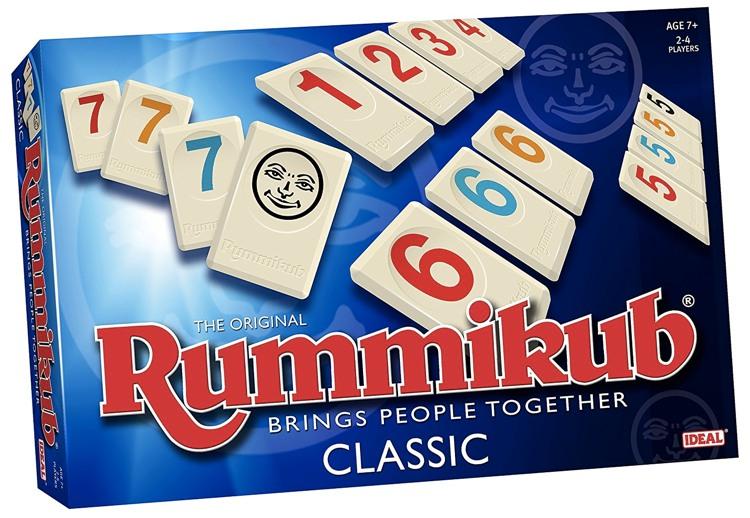 La scatola del Rummikub