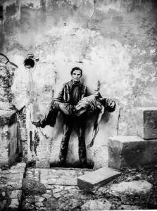 Il murale dedicato a Pasolini