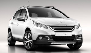 La Peugeot 2008