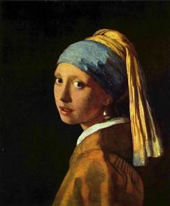 La ragazza rappresentata da Vermeer