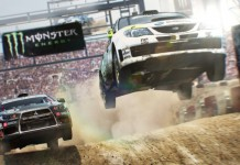 Un'immagine promozionale di Colin McRae: Dirt 2, forse il miglior gioco di rally per PC di sempre
