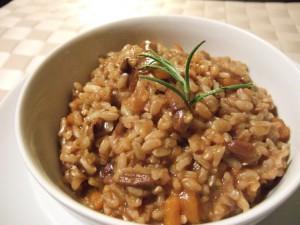 Il risotto può essere preparato in mille varianti