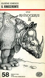 """""""Il rinoceronte"""", capolavoro di Eugène Ionesco"""