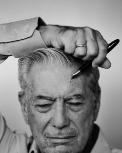 Il peruviano Mario Vargas Llosa
