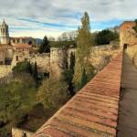 Girona e le sue mura
