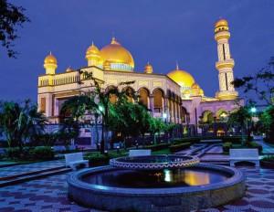 Il ricchissimo Brunei