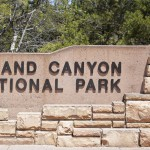 L'ingresso del Grand Canyon National Park