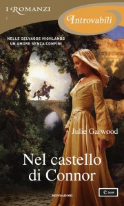 """Nel castello di Connor"" di Julie Garwood"