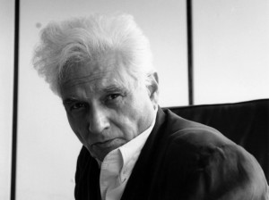 Jacques Derrida, il più famoso dei filosofi francesi contemporanei