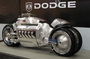 La Dodge Tomahawk, probabilmente la moto più veloce del mondo