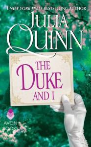 """L'edizione originale de """"Il Duca ed io"""" di Julia Quinn"""