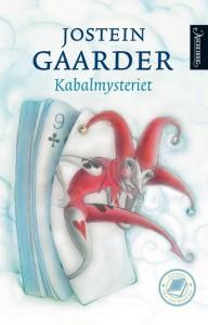 Copertina nordica per il libro di Gaarder
