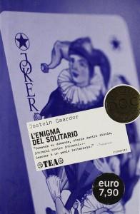 """""""L'enigma del solitario"""" in edizione economica"""