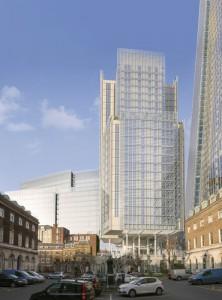 La Fielden House che sorgerà presto a Londra