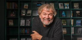 Jostein Gaarder in una foto recente