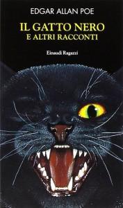 """Un'edizione per ragazzi dei racconti di Poe che dà grande rilevanza a """"Il gatto nero"""""""