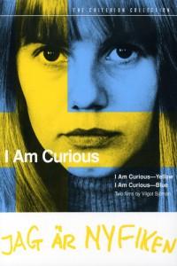 """La locandina originale di """"Io sono curiosa"""""""