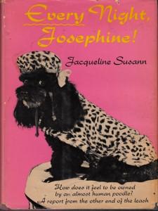 """La copertina dell'edizione americana di """"Tutte le notti, Josephine!"""""""