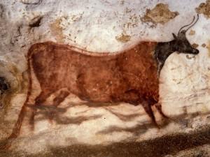 Una delle più famose pitture rupestri di Lascaux